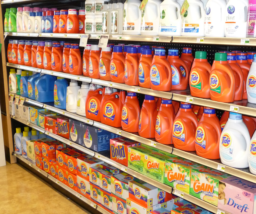 Toxic Laundry Detergents And An All Natural Alternative